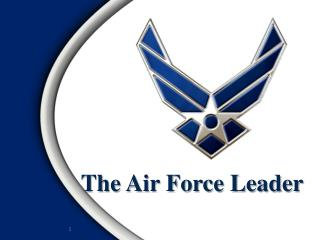 The Air Force Leader