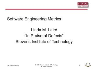 Software Engineering Metrics