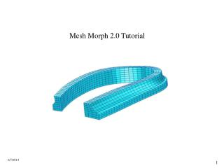 Mesh Morph 2.0 Tutorial