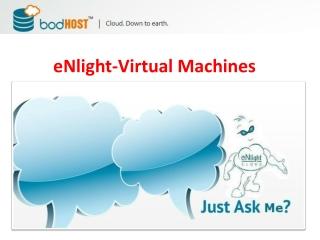eNlight Cloud VM Hosting