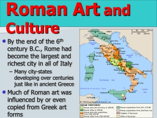 rome and greece: art and architecture