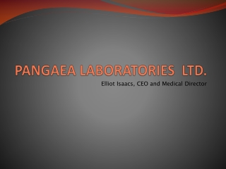 Pangaea Laboratories Limited