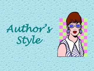 Author's Style
