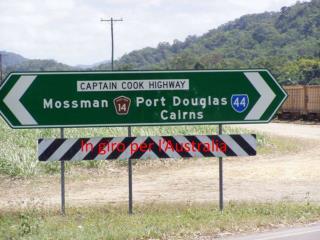 In giro per l'Australia