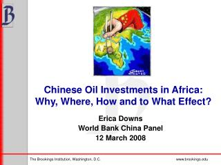 Chinese Oil Investments in Africa: Why, Where, How and to What Effect?