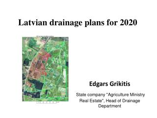 Latvian drainage plans for 2020