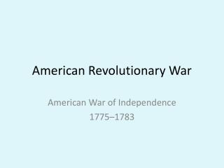 a letter to the cuban revolutionary on the experiences of the revolutionary war colonists France's role in helping the colonists fight the british troops in the war of of the revolutionary war ladies of havana enter, too, cuban merchants.