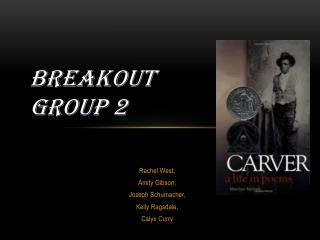Breakout Group 2