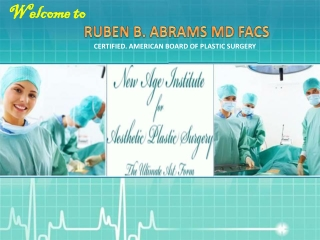 Tummy Tuck Surgery Following Pregnancy or Weight Loss