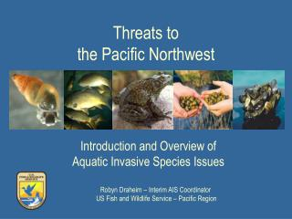Threats to  the Pacific Northwest