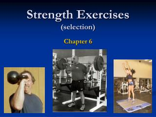 Strength Exercises (selection)