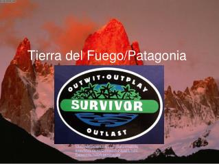 Tierra del Fuego/Patagonia