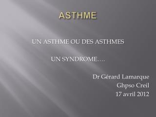 ASTHME