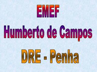 EMEF Humberto de Campos
