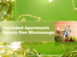 Furnished Apartments Square One Mississauga