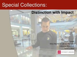 Special Collections: