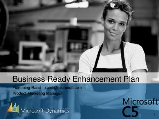 Business Ready Enhancement Plan