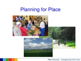 Planning for Place
