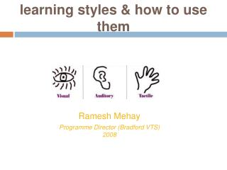 learning styles & how to use them