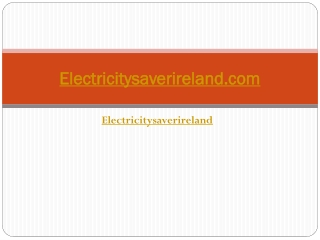 business energy ireland