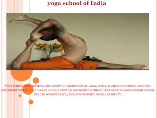 vishudhi foundation-yoga school in india