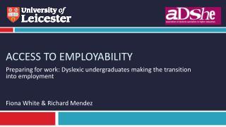 Access to employability