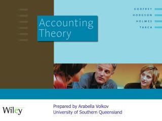 Prepared by Arabella Volkov University of Southern Queensland