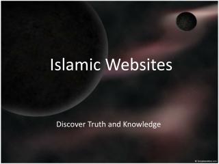 Islamic Websites
