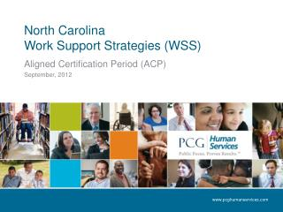 North Carolina Work Support Strategies (WSS)