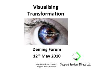 Visualising Transformation