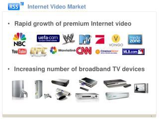 Internet Video Market