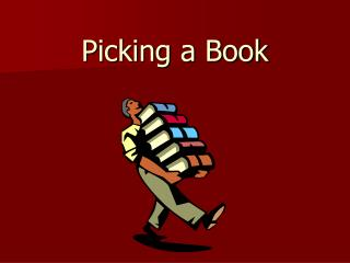 Picking a Book
