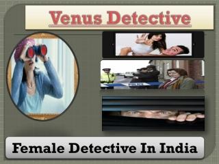 Detective in India