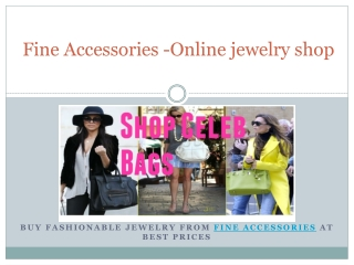 Buy Handbags on sale for women at Fineaccessories