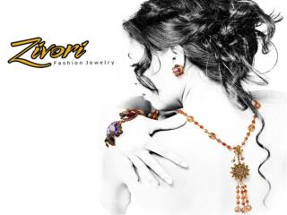 zivori - costume & designer fashion jewelry