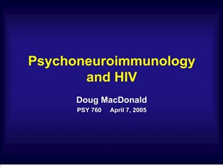 psychoneuroimmunology  and hiv