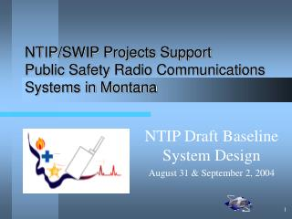 NTIP/SWIP Projects Support Public Safety Radio Communications Systems in Montana