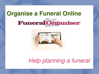 Plan Funeral With Expertise Funeral Directors In Australia