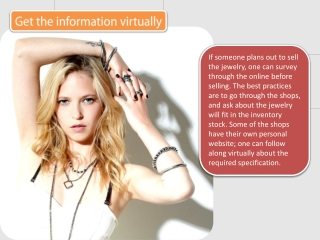 Get The Information Virtually