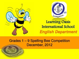 Learning Oasis International School English Department