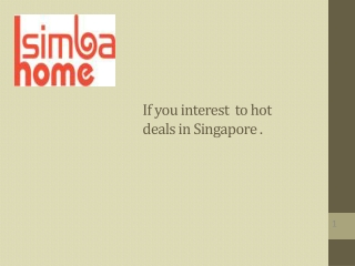 Singapore Daily Hot Deals - Coupon Deals, Super Deal Of Day