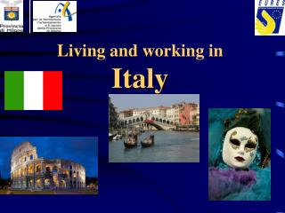 Living and working in Italy