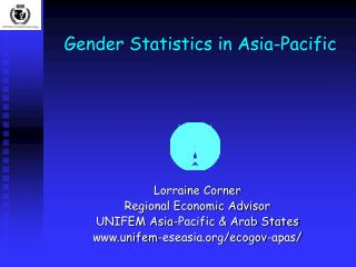 Gender Statistics in Asia-Pacific