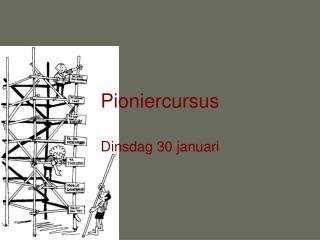 Pioniercursus