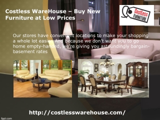 Costless Warehouse