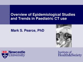 Overview of Epidemiological Studies and Trends in Paediatric CT use