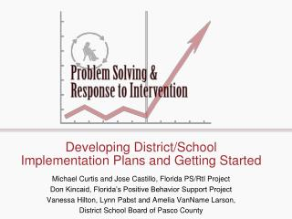 Developing District/School Implementation Plans and Getting Started