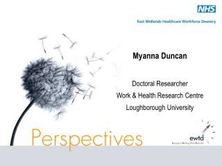 Myanna Duncan