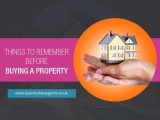 Know the Tricks to Buy Properties