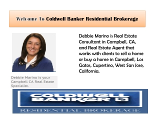 Contact us for Coldwell Banker Realty CA